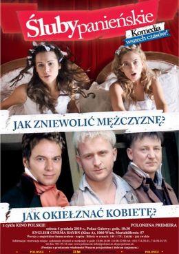 """Постер к фильму """"Девичьи обещанья"""" /Sluby panienskie/ (2010)"""