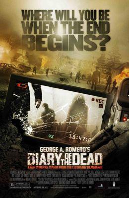 "Постер к фильму ""Дневники мертвецов"" /Diary of the Dead/ (2007)"