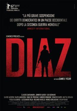 "Постер к фильму ""Диас"" /Diaz: Don't Clean Up This Blood/ (2012)"