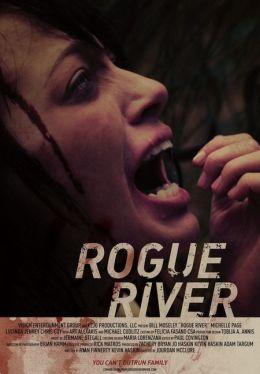 """Постер к фильму """"Дикая река"""" /Rogue River/ (2012)"""