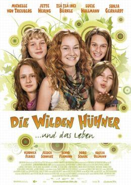 "Постер к фильму ""Дикие курочки и жизнь"" /Die wilden Huhner und das Leben/ (2009)"
