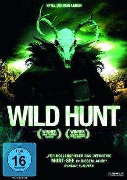 """Постер к фильму """"Дикая охота"""" /The Wild Hunt/ (2009)"""