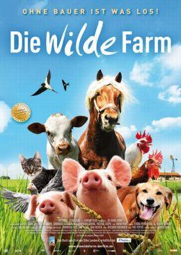 """Постер к фильму """"Дикая природа домашних животных"""" /La vie sauvage des animaux domestiques/ (2009)"""