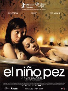 """Постер к фильму """"Дитя рыбы"""" /El nino pez/ (2009)"""