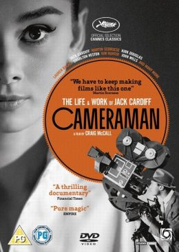 "Постер к фильму ""Джек Кардифф: Жизнь по ту сторону кинокамеры"" /Cameraman: The Life and Work of Jack Cardiff/ (2010)"