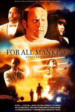 """Постер к фильму """"Для всего человечества"""" /For All Mankind/ (2009)"""