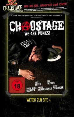 "Постер к фильму ""Дни хаоса"" /Chaostage/ (2009)"