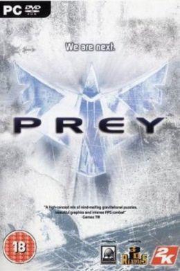 """Постер к фильму """"Добыча"""" /Prey/ (2009)"""