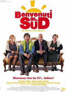 """Постер к фильму """"Добро пожаловать на юг"""" /Benvenuti al sud/ (2010)"""