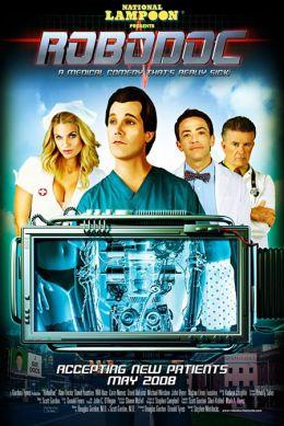 """Постер к фильму """"Доктор Робот"""" /RoboDoc/ (2009)"""