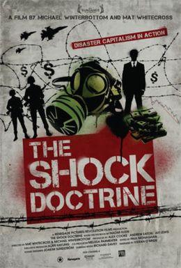 """Постер к фильму """"Доктрина шока"""" /The Shock Doctrine/ (2009)"""