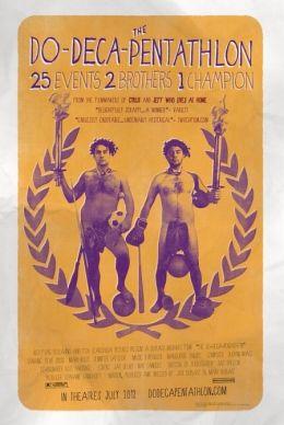 """Постер к фильму """"The Do-Deca-Pentathlon"""" /The Do-Deca-Pentathlon/ (2012)"""