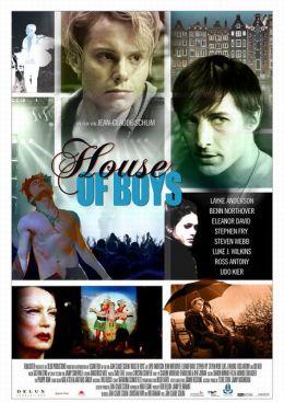 """Постер к фильму """"Дом мальчиков"""" /House of Boys/ (2009)"""