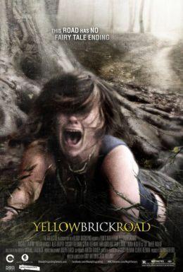 """Постер к фильму """"Дорога из желтого кирпича"""" /YellowBrickRoad/ (2010)"""