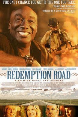 """Постер к фильму """"Дорога в Редемпшн"""" /Redemption Road/ (2010)"""