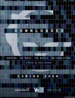 "Постер к фильму ""Downloaded"" /Downloaded/ (2013)"