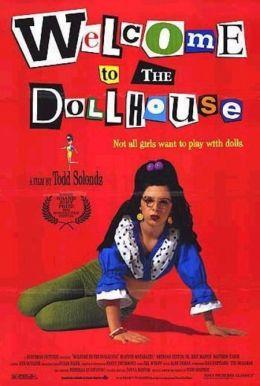 """Постер к фильму """"Добро пожаловать в кукольный дом"""" /Welcome to the Dollhouse/ (1995)"""