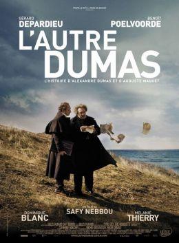 """Постер к фильму """"Другой Дюма"""" /L'autre Dumas/ (2010)"""