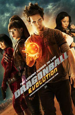 """Постер к фильму """"Драконий жемчуг: Эволюция"""" /Dragonball: Evolution/ (2009)"""