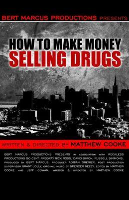 """Постер к фильму """"Как заработать деньги, продавая наркотики"""" /How to Make Money Selling Drugs/ (2012)"""