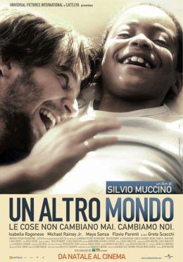 "Постер к фильму ""Другой мир"" /Un altro mondo/ (2010)"