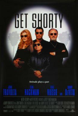 """Постер к фильму """"Достать коротышку"""" /Get Shorty/ (1995)"""