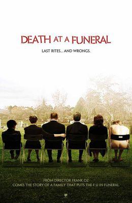 """Постер к фильму """"Смерть на похоронах"""" /Death at a Funeral/ (2007)"""