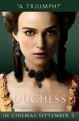 "Постер к фильму ""Герцогиня"" /The Duchess/ (2008)"