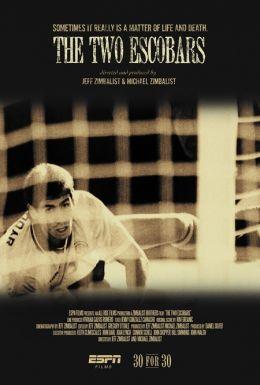 """Постер к фильму """"Два Эскобара"""" /The Two Escobars/ (2010)"""