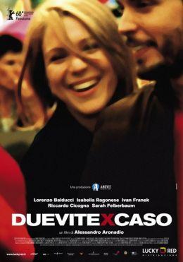 """Постер к фильму """"Две случайные жизни"""" /Due vite per caso/ (2010)"""