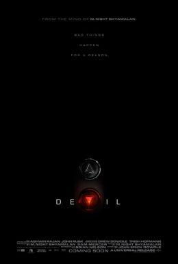 """Постер к фильму """"Дьявол"""" /Devil/ (2010)"""