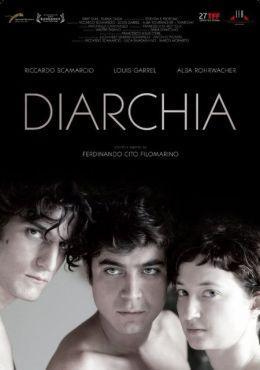 "Постер к фильму ""Двоевластие"" /Diarchia/ (2010)"