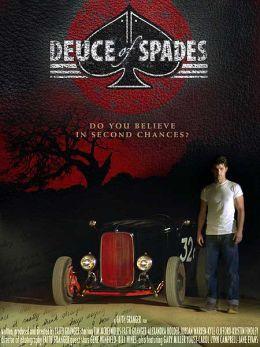 """Постер к фильму """"Двойка пик"""" /Deuce of Spades/ (2010)"""