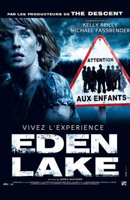 """Постер к фильму """"Райское озеро"""" /Eden Lake/ (2008)"""