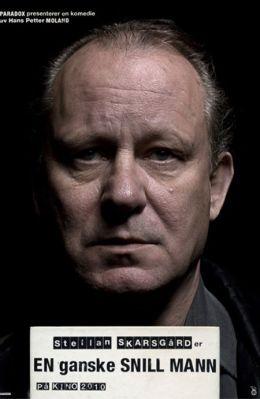 """Постер к фильму """"Довольно добрый человек"""" /En Ganske Snill Mann/ (2010)"""