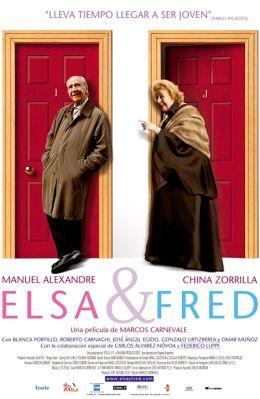 """Постер к фильму """"Эльза и Фред"""" /Elsa y Fred/ (2005)"""