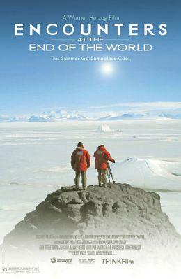 "Постер к фильму ""Встречи на краю света"" /Encounters at the End of the World/ (2008)"