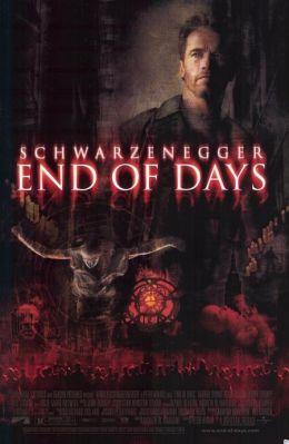 """Постер к фильму """"Конец света"""" /End of Days/ (1999)"""