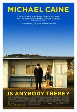"""Постер к фильму """"Есть там кто-нибудь?"""" /Is Anybody There?/ (2008)"""
