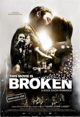 "Постер к фильму ""Этот фильм разбит"" /This Movie Is Broken/ (2010)"