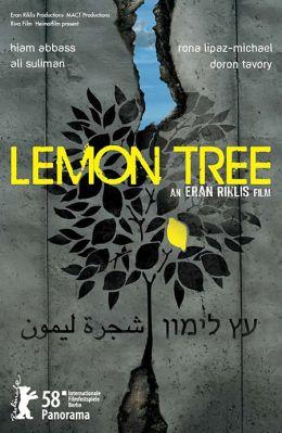 """Постер к фильму """"Лимонное дерево"""" /Etz Limon/ (2008)"""