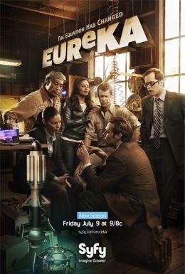 """Постер к фильму """"Эврика"""" /Eureka/ (2006)"""