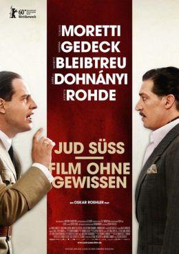 """Постер к фильму """"Еврей Зюсс"""" /Jud Suss - Film ohne Gewissen/ (2010)"""