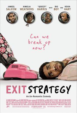 """Постер к фильму """"Exit Strategy"""" /Exit Strategy/ (2011)"""