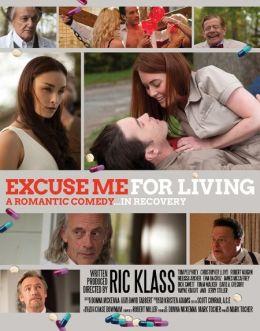 """Постер к фильму """"Excuse Me for Living"""" /Excuse Me for Living/ (2012)"""