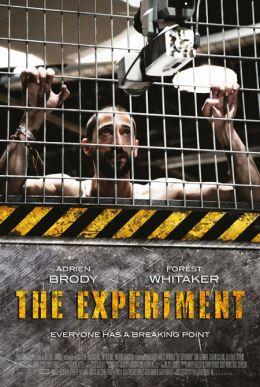 """Постер к фильму """"Эксперимент"""" /The Experiment/ (2010)"""