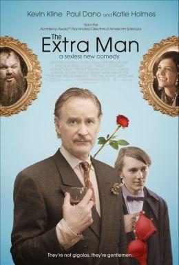 """Постер к фильму """"Экстрамен"""" /The Extra Man/ (2010)"""
