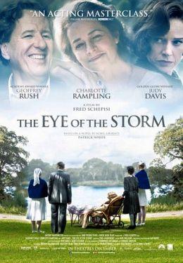 """Постер к фильму """"Глаз шторма"""" /The Eye of the Storm/ (2011)"""
