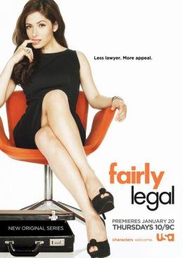 "Постер к фильму ""Посредник Кейт"" /Fairly Legal/ (2011)"