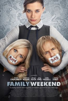"""Постер к фильму """"Семейный уик-энд"""" /Family Weekend/ (2012)"""